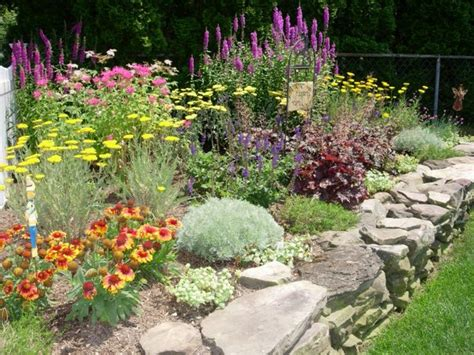 Perennial Garden Ideas, Perennial Garden Plans Zone Shade