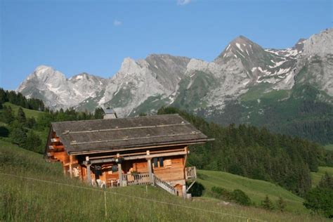 location chalet isol 233 alpage pistes for 234 t v 233 messelly le grand bornand 12549 chalet