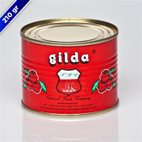 gilda concentr 233 de tomate nos produits national foods company p 226 te de tomate les