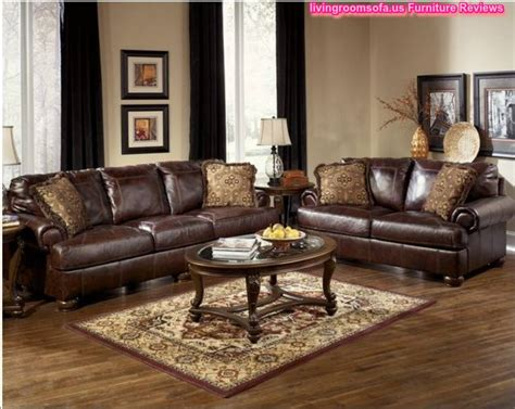 brown leather sectional living room ideas brown leather living room sectionals