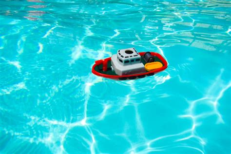 Toy Boat For Pool by Toy Boat In Pool Free Stock Photo Public Domain Pictures