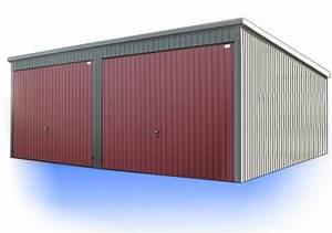 Fertiggarage Doppelgarage Preis : fertiggarage doppelgarage garage 6x8 meter containerhandel 24 ~ Markanthonyermac.com Haus und Dekorationen