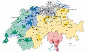 Italienische Schweiz Karte : regionen und wirtschaftsgebiete ~ Markanthonyermac.com Haus und Dekorationen