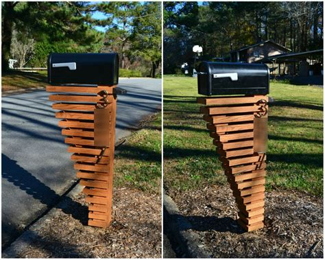 Mailbox Post, Album And Mail Boxes