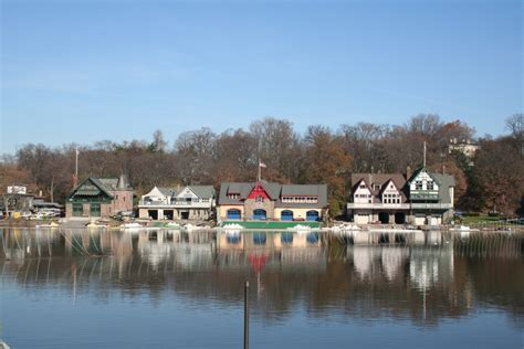 Dragon Boat House by Boathouse Row The Constitutional Walking Tour Of