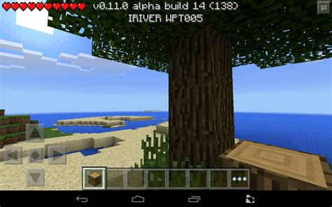 How To Make A Boat In Minecraft Ipad by Minecraft Pocket Edition 0 11 How To Make A Boat