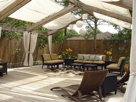 make shade canopies pergolas gazebos and more outdoor spaces patio ideas decks gardens