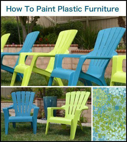 17 meilleures id 233 es 224 propos de peindre des chaises en plastique sur peindre le