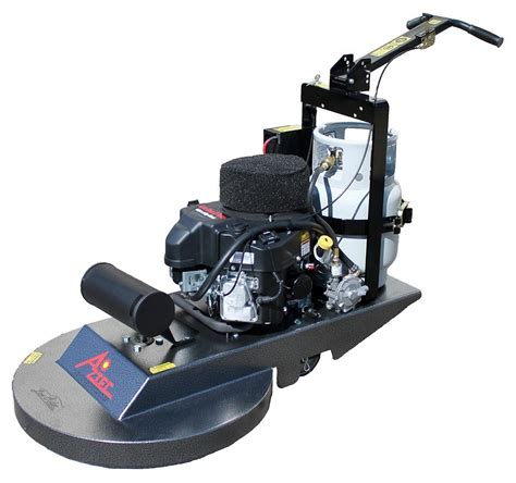 aztec 24 quot propane floor burnisher with 18 hp kawasaki engine