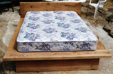lit avec coffre de rangement integre reverba
