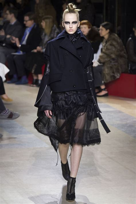 516 Best Images About Sacai On Pinterest  Spring 2016, Fall 2015 And Paris
