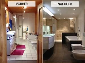 Bad Vorher Nachher : maier fliesen fliesengestaltung im bad maier fliesen ~ Markanthonyermac.com Haus und Dekorationen