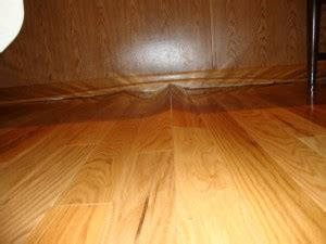 laminate flooring laminate flooring buckling up