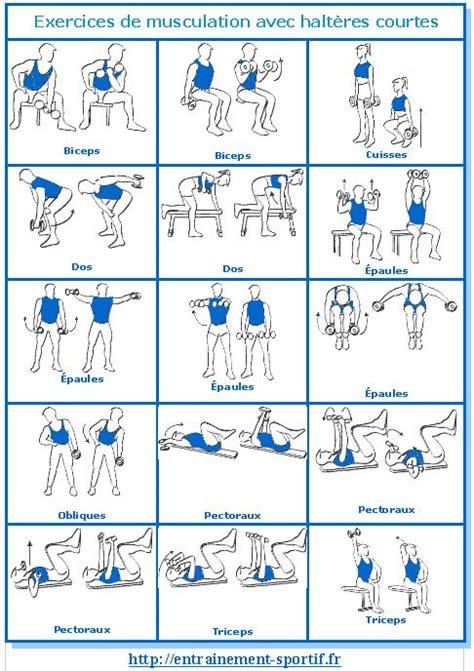 musculation avec halt 232 res exercices et programme motivation comment et remise en forme pour