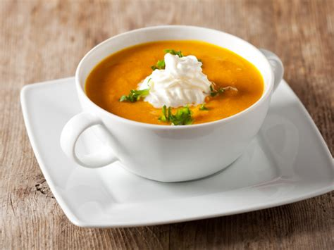 soupe de potiron au ch 232 vre recette de soupe de potiron au ch 232 vre marmiton