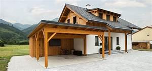 Fertighaus Bungalow Holz : fertighaus mit holz verkleiden ~ Markanthonyermac.com Haus und Dekorationen
