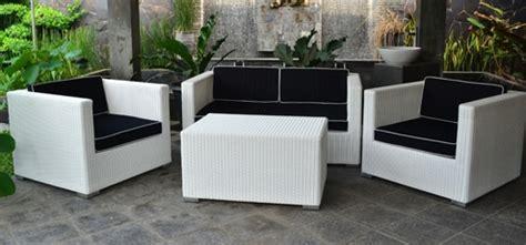 Jual Sofa Rotan Sintetis Murah  Pusat Furniture Rotan