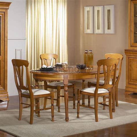 sup 233 rieur chambre style louis philippe 0 table de salle 224 manger 4 pieds merisier massif