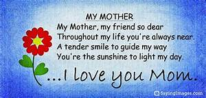Happy Mother's Day Quotes, Messages, Poems & Cards