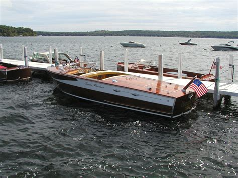 Bay Boat With Twin Engines by 1964 26 Twin Engine Gage Hacker Boat Gage Marine In
