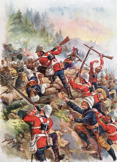 Battle Of Peiwar Kotal