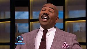 Steve Harvey Creates A Real Love Connection Between Two ...