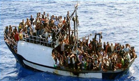 People On A Boat by My Issue With Stopping The Boat People Leftwithlouie