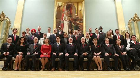 canadainfo government federal cabinet