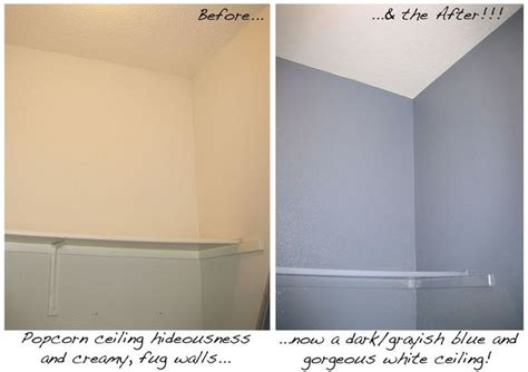 1000 images about how to popcorn ceilings paint or cover