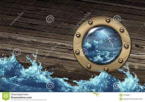Dream Of Your Boat Sinking by Sinking Ship Royalty Free Stock Photography Image 37428867