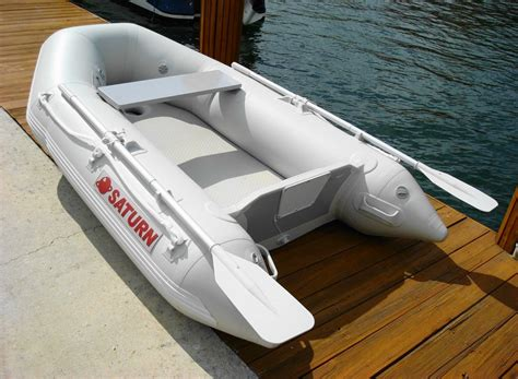 Inflatable Boat Dinghy by Lengthening Inflatable Dinghy