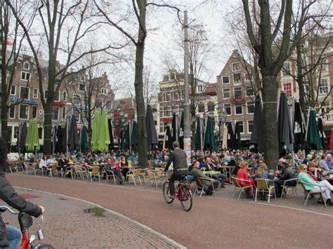 Museum Plein Amsterdam Parking by Leiden Square Leidseplein Amsterdam 2018 All You