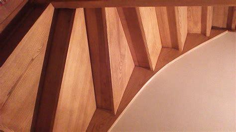 escaliers en bois sur mesure