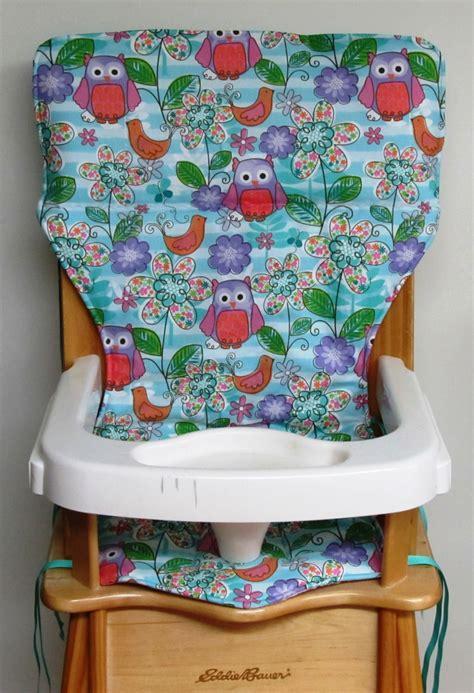 high chair cover eddie bauer replacement high chair pad