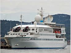 CRYSTAL ESPRIT, Passenger Cruise Ship Details and
