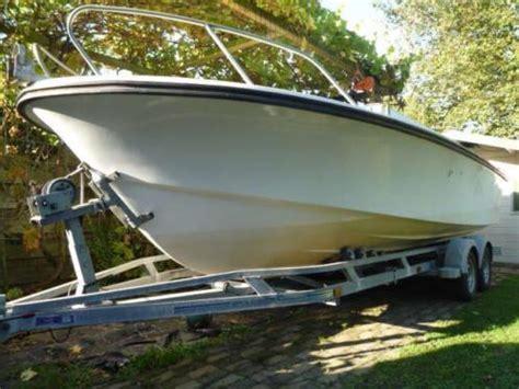 Speedboot Inboard by Windy 22 Speedboot Inboard Turbo Diesel Koopje Opknapper