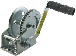 Boat Lift Hand Crank by Hand Winches Etrailer