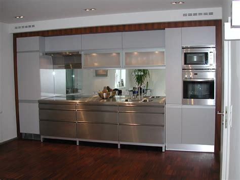 Edelstahl-küchen