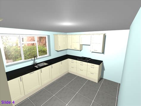 Independent Kitchen Design Example  Project 3