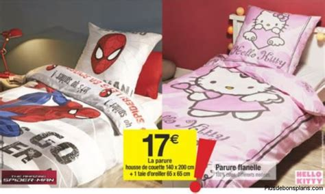 parure de lit enfant moins cher et hello 224 17