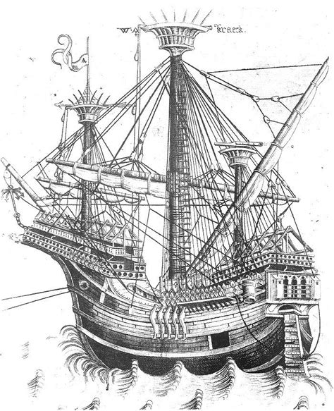 Medieval Boat Drawing 17 best images about medieval ships on pinterest english