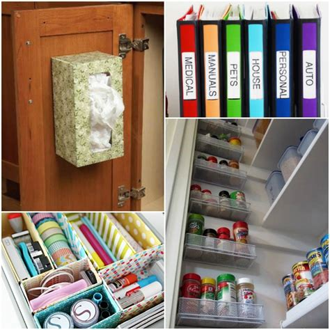 17 Organizing Tips N Tricks You'll Wish You'd Known Sooner
