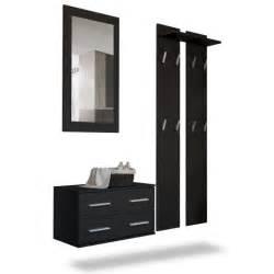 ensemble de meubles d entr 233 e kioto en noir mat noir mat achat vente meuble d entr 233 e