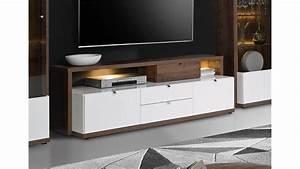 Lowboard Weiß Hochglanz 3m : tv board alcano lowboard wei hochglanz schlammeiche ~ Markanthonyermac.com Haus und Dekorationen