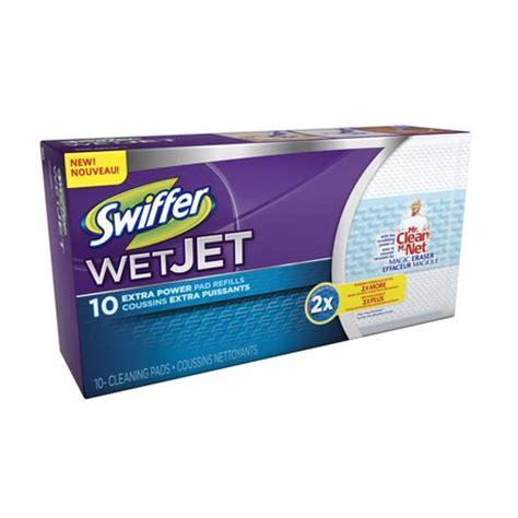 swiffer wetjet power pad refills walmart ca