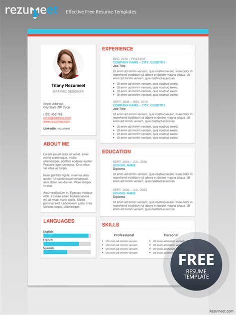 blue side resume template free modern resume templates modern resume template julianna resumes