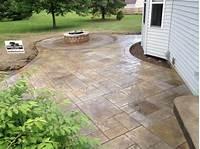 best stained concrete patio design ideas Walkers Concrete LLC - Stamped Concrete PatternsStamped ...
