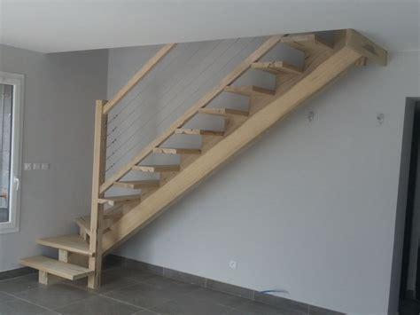 fabrication d escalier en bois 224 limon central sur mesure 224 salon de provence et sa r 233 gion