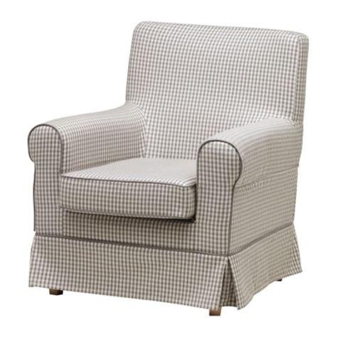 ektorp jennylund housse de fauteuil s 229 gmyra gris carreaux ikea