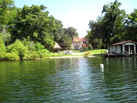 Winter Park Boat Tour Youtube by Winter Park Scenic Boat Tour Youtube